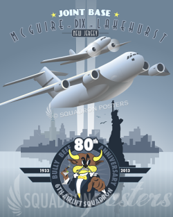 jersey-ny-80th-bully-beef-military-aviation-poster-art-print