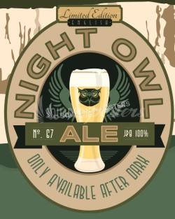 1 Night Owl Ale