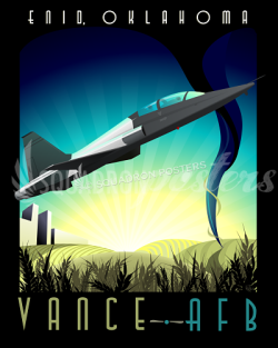 vance-afb-t-38-talon-military-aviation-poster-art-print