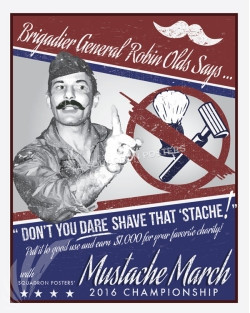 2016-Mustache-March-Grunge-SP00956-featured-aircraft-lithograph-vintage-airplane-poster-art