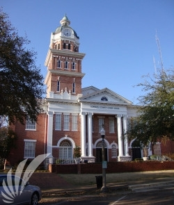 Lowndes County Courthouse, Columbus, Mississippi