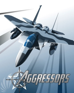65_Aggressors_SP00882-featured-aircraft-lithograph-vintage-airplane-poster-art