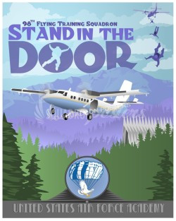 air-force-academy-jump-school-uv-18b-twin-otter-military-art-poster-print