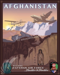 Afghanistan_C-208_C-130H_373rd-538_AEAS_V2_SP01058_featured-aircraft-lithograph-vintage-airplane-poster-art