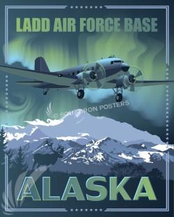 Ladd AFB (Ladd Army Airfield)