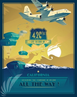 California_C-130_426th_Civil_Affairs_BN_SP00934-featured-aircraft-lithograph-vintage-airplane-poster-art