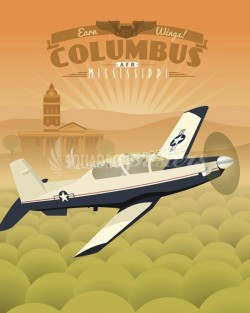 columbus-t-6-military-aviation-poster-art-print