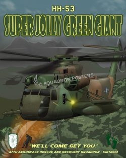 Da Nang AB 37th AARS HH-53 Super Jolly Green Giant da_nang_ab_hh-53_37th_aars_sp01205-featured-aircraft-lithograph-vintage-airplane-poster-art