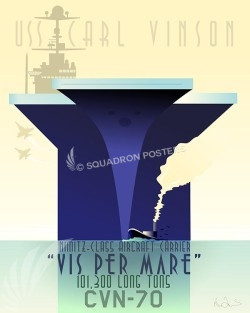 Deco Vinson 70 SP00576-vintage-military-aviation-travel-poster-art-print-gift