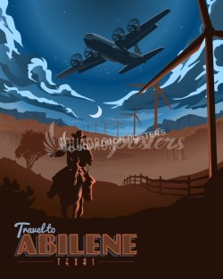 dyess-afb-c-130j-military-aviation-poster-art-print-gift