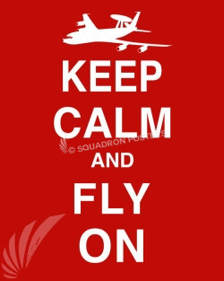 E-3 Keep-Calm-Fly-On-Red
