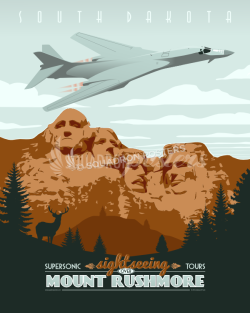 ellsworth-B-1-military-aviation-poster-art