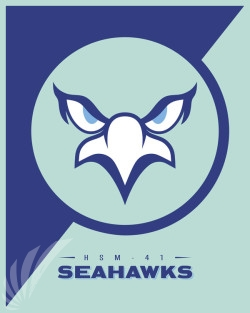 Emblem HSM-41 Seahawks SP00669 feature-vintage-print