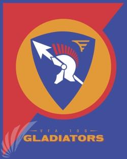 Emblem VFA-106 Gladiators SP00665 feature-vintage-print