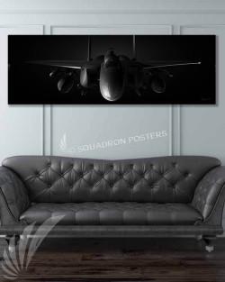 F-15E Jet Black Lithos