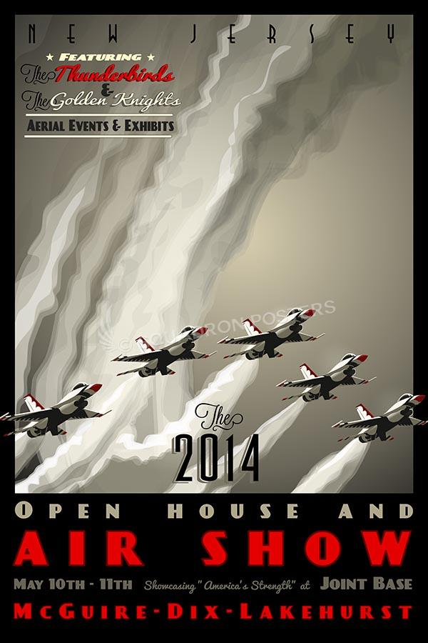 Squadron Posters 1st AIR SHOW