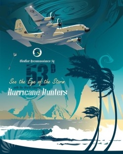 hurricane-Hunters-military-aviation-poster-art