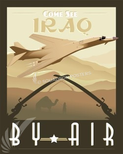 come-see-iraq-by-air-b-1-bomber-military-aviation-poster-art-print-gift