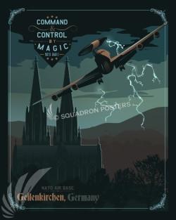 geilenkirchen-nato-awacs-E-3-component-vintage-military-aviation-poster-art-print-v2