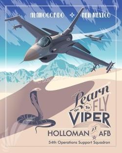 holloman-f16-54oss-v2-sp00463-vintage-military-aviation-travel-poster-art-print-gift