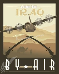 Come see Iraq C-130J Iraq_C-130J_SP01472-featured-aircraft-lithograph-vintage-airplane-poster-art