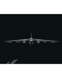Jet Black B-52 AGM-86B SP01002-FEAT-jet-black-aircraft-lithograph