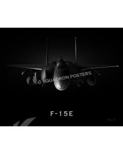 Jet Black F-15E SP00859-FEAT-jet-black-aircraft-lithograph