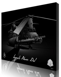 Jet Black MH-47G 160th SOAR Max Shirkov SP01556-featured-canvas-lithograph