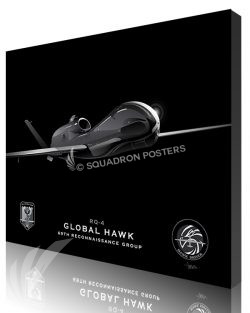 Jet Black RQ-4B 69th mod SP01490-featured-canvas-lithograph