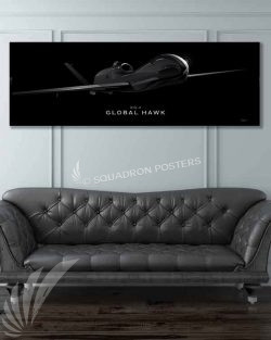 RQ-4 Jet Black Jet_Black_RQ-4_GENERIC_60x20_SP01303-military-air-force-aviation-artwork-poster-jet-black-litho-art