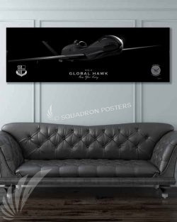 RQ-4 12th RS Jet Black Jet_Black_RQ-4_60x20_SP01301-military-air-force-aviation-artwork-poster-jet-black-litho