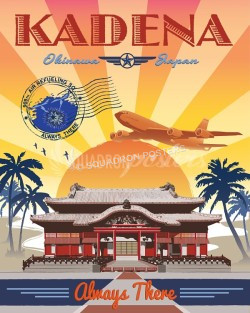kadena-909th-military-aviation-poster-art-print
