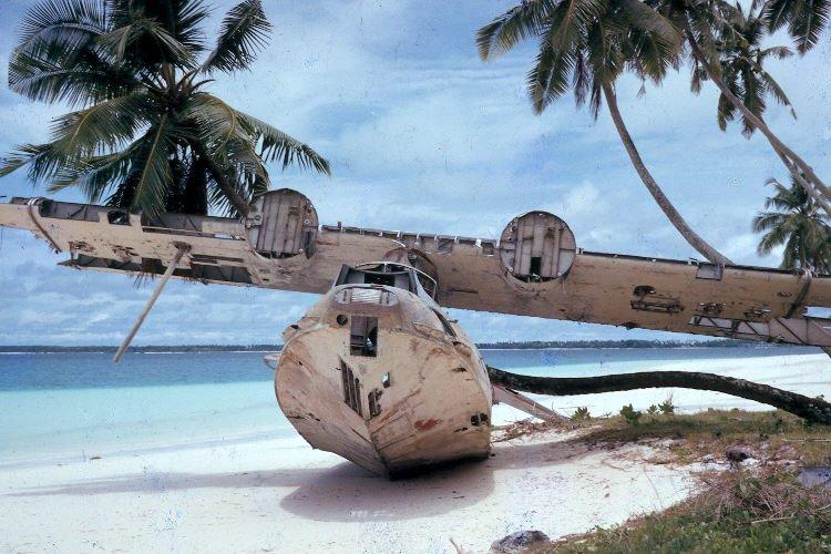 Katie - the PBY of Diego Garcia