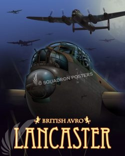 Lancaster_SP01516-featured-aircraft-lithograph-vintage-airplane-poster