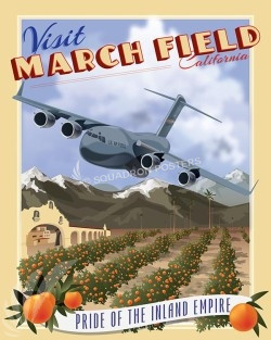 March ARB (March AFB - March Field)