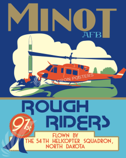 minot-afb-542th-helicopter-squadron-Rough-Riders-military-aviation-poster-art-print