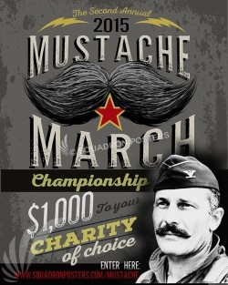 Mustache 2015 SP00629-vintage-military-aviation-travel-poster-art-print-gift