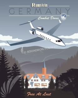 Ramstein_Gulfstream_V_76th_AS_SP00804-featured-aircraft-lithograph-vintage-airplane-poster-art