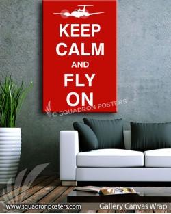 SP00133L-REDsquadron-posters-vintage-canvas-wrap-aviation-prints