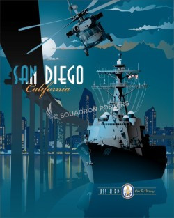 San Diego DDG-100 Feature
