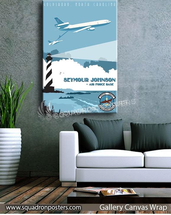 Seymour_Johnson_KC-10_344th_ARFS_SP00936-squadron-posters-vintage-canvas-wrap-aviation-prints