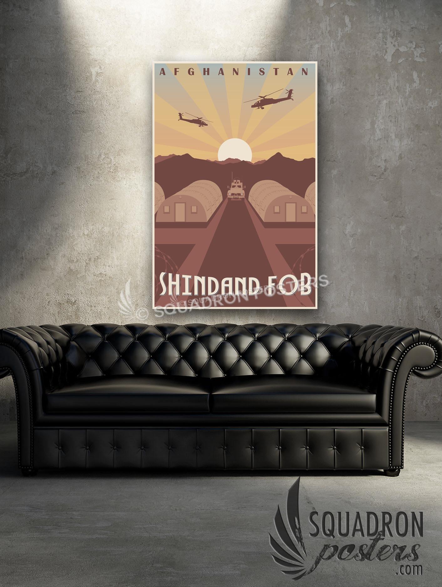 Fob Shindand Shindand Fob 20x30