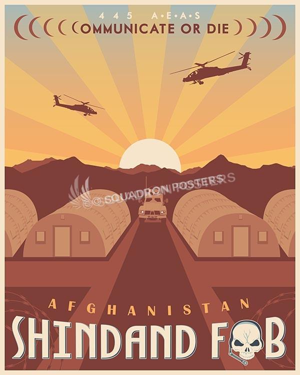 Fob Shindand Shindand Fob 445 Aeas