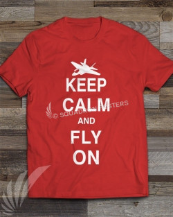 TSKK-F35-Keep-Calm-Fly-On-Shirt-red