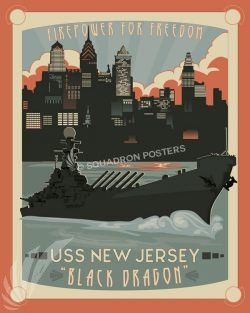 USS New Jersey uss_new_jersey_sp01190-featured-aircraft-lithograph-vintage-naval-poster-art