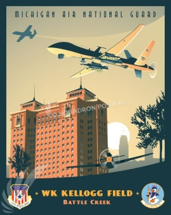 Battle Creek Air National Guard Base