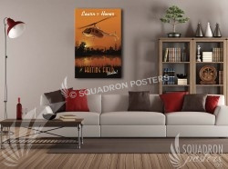 Whiting Lear to Hover TH-57 20x30 SP00498-vintage-military-aviation-canvas-travel-retro