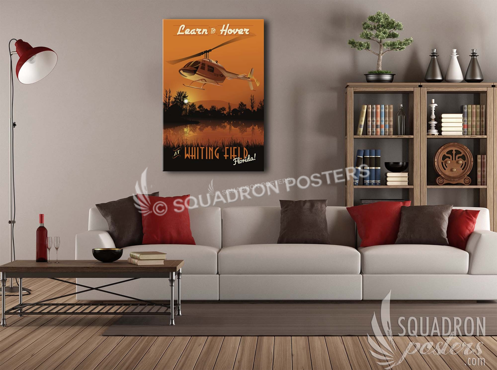 nas whiting field learn to hover squadron posters