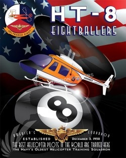 Whiting TH-57 HT-8 SP00611 military-aviation-poster-art-print-gift