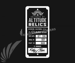 Altitude Relics